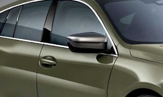 طرحت سيارة BMW الفئة الثانية جراند كوبيه شبكة الإنترنت