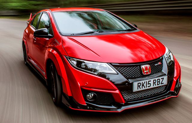 New Civic Type R Will Use Engine 340 HP for The Next Generation or Just Rumors