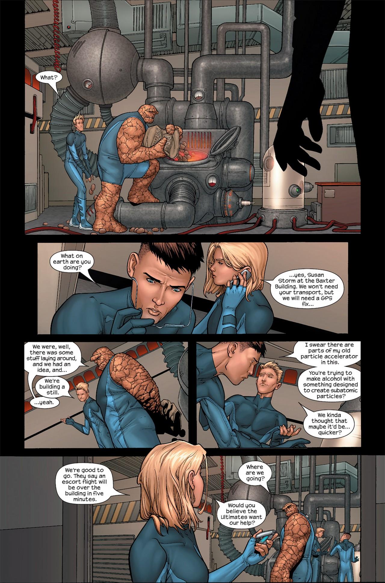 Read online Ultimate Secret comic -  Issue #2 - 19