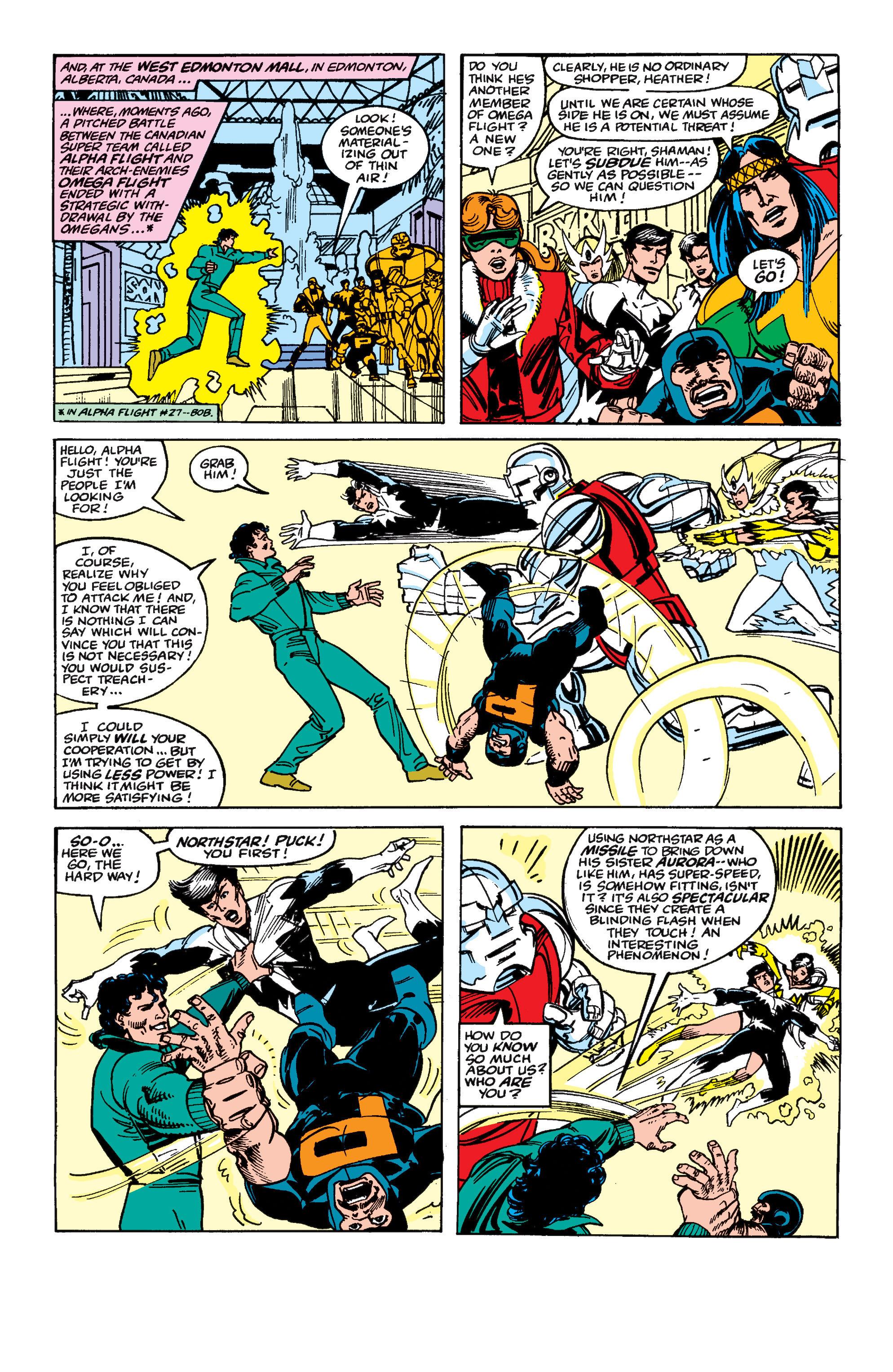 Read online Secret Wars II comic -  Issue #4 - 16