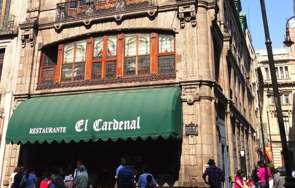 Restaurantes El Cardenal Cidade do México