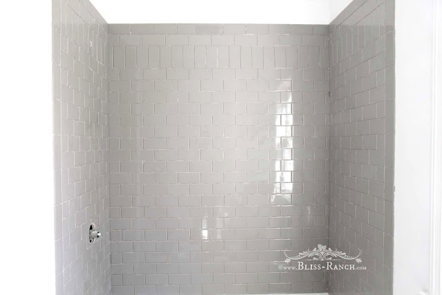 South Cypress Shower Subway Tile, Bliss-Ranch.com
