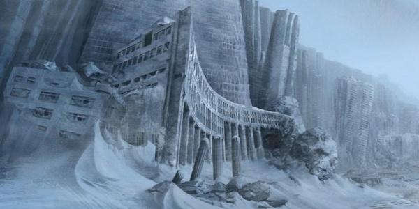 Συνωμοσιολόγοι ανακάλυψαν πυραμίδες και πανάρχαια πόλη στην Ανταρκτική
