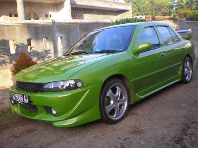 Gambar Mobil Timor Modifikasi