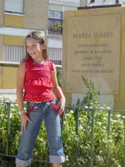 Antes muerta que sencilla Ayamonte Capricornio Discos España Eurovision Huelva Maria Isabel ShurKonrad 1