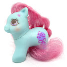 My Little Pony Rattles Year Ten Teeny Pony Twins G1 Pony