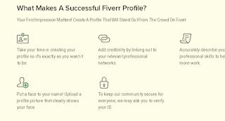 Fiverr-profile