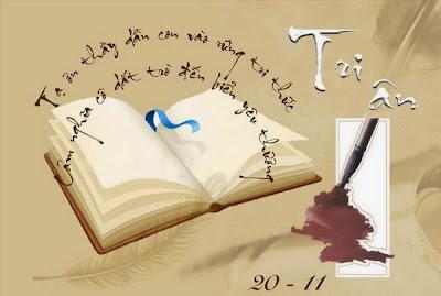 Niềm tin (nhân ngày 20/11)
