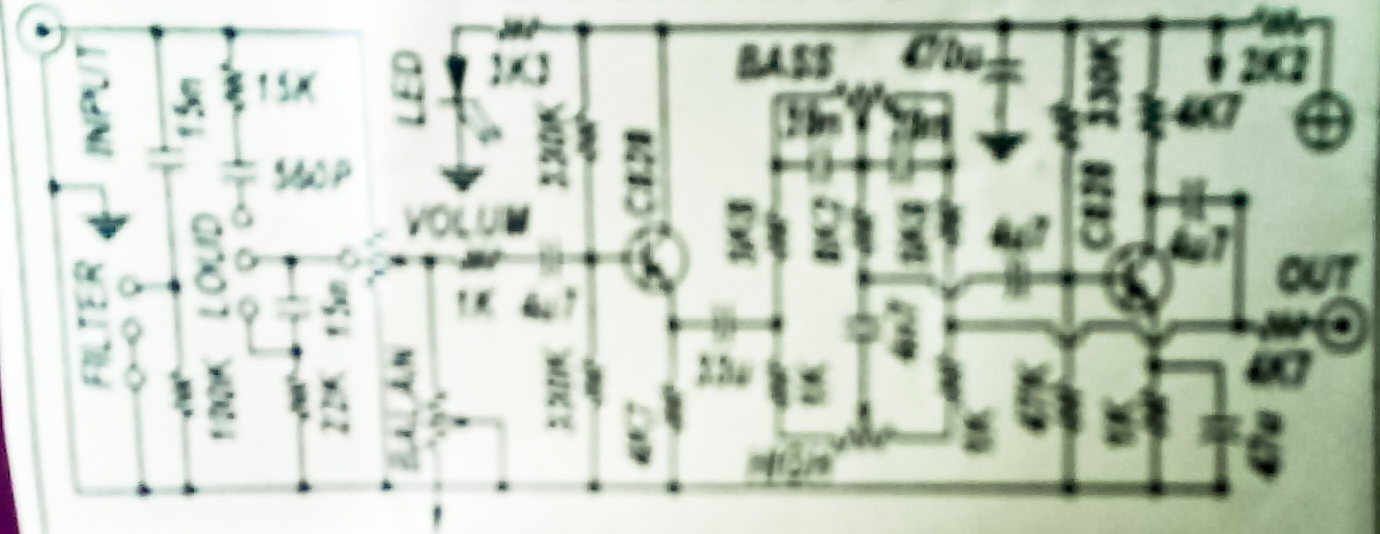 5 1 home theater circuit diagram 1999 nissan frontier radio wiring tone control mono with c828 / c945   subwoofer bass amplifier