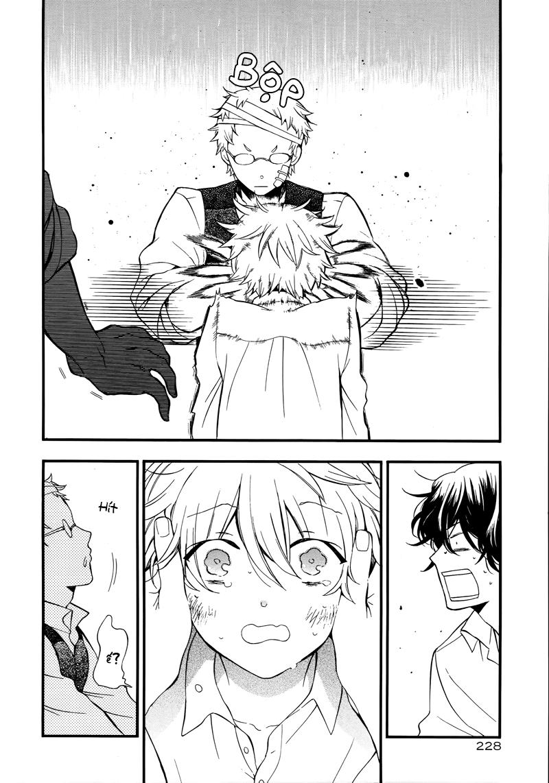 Pandora Hearts chương 083 - retrace: lxxxiii after the rain trang 15