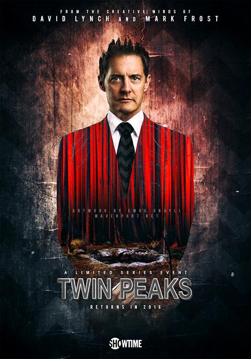 Poster Twin Peaks 2016