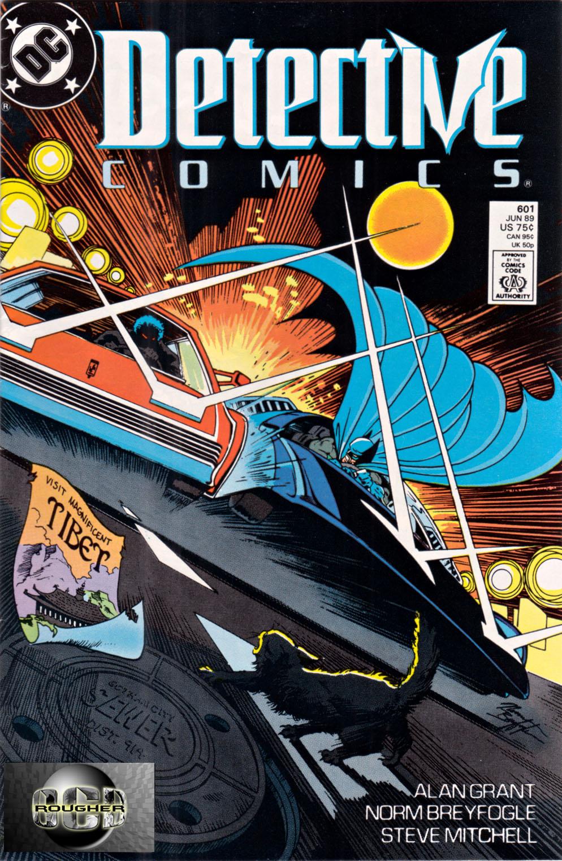 Detective Comics (1937) 601 Page 0