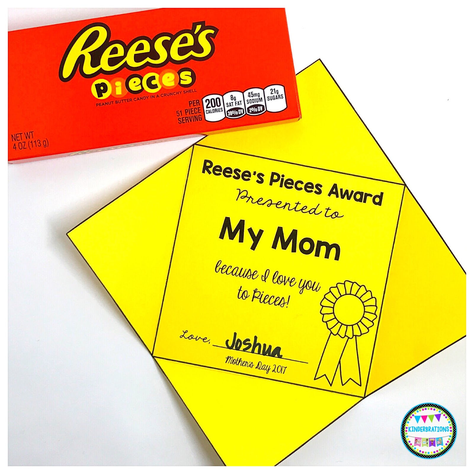 My mom is a star kinderbrations sample of an open award buycottarizona Choice Image