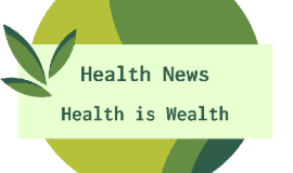 Healthy Church Now - Fitness, Nutrition, Health News, Health Articles
