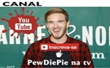 Canal PewDiePie na tv