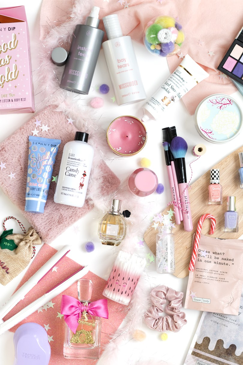 pastel beauty gift guide
