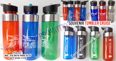 Tumbler Cruise, Botol Sport Cruise, Cruise Sports Bottle, Barang Promosi Custom Tumbler Cruise minuman Merchandise, Botol Minum Sedotan, Drinkware Sport Bottle