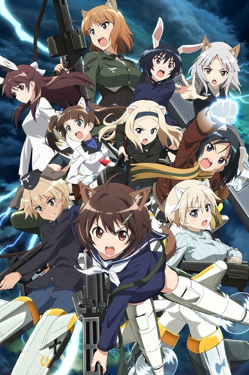 [DD][MEGA] Brave Witches [12/12][Multi][Online]