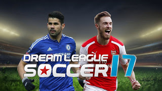 Dream League Soccer 2017 v4.02 Mod Apk (Unlimited Money)