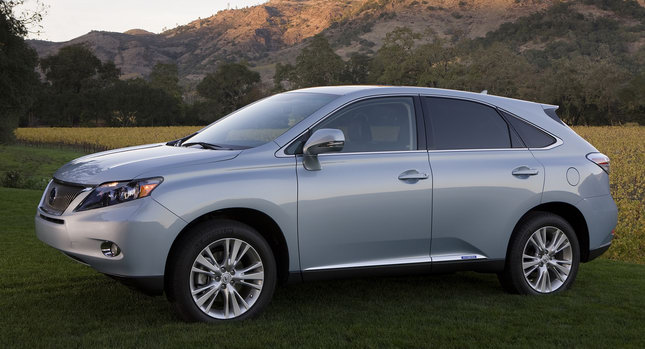 Types Of Lexus >> Tesla Working On All Electric Toyota Rav4 And Lexus Rx Types