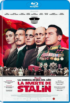 The Death Of Stalin 2017 BD25 Latino