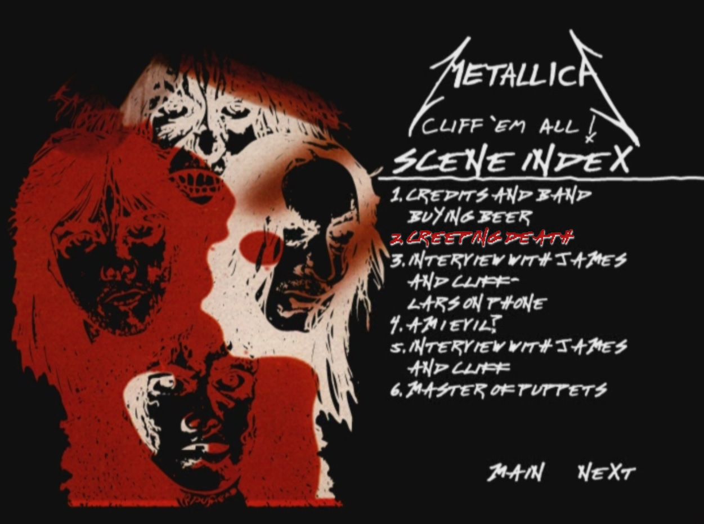 CLICK AQUI Download Metallica Cliff'em All DVD-R Download Metallica Cliff'em All DVD-R 2