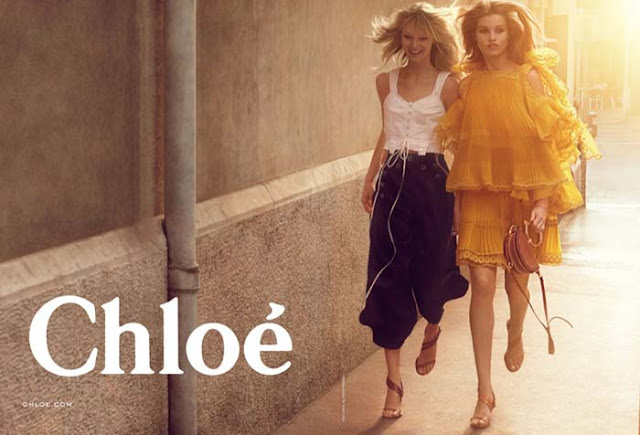 Chloe Spring 2017 Ad Campaign