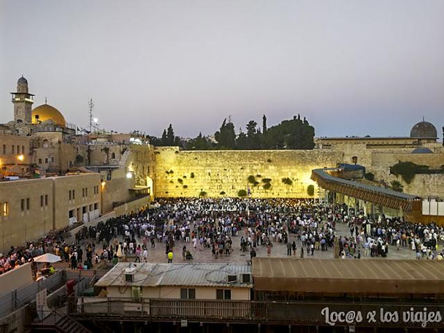 Israel, Mari Carmen Cruz de Locos por los Viajes