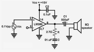 Audio Circuits » amplifier circuit, equalizer, mixer