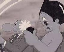 Roteiro não usado do primeiro episódio de Astro Boy foi descoberto