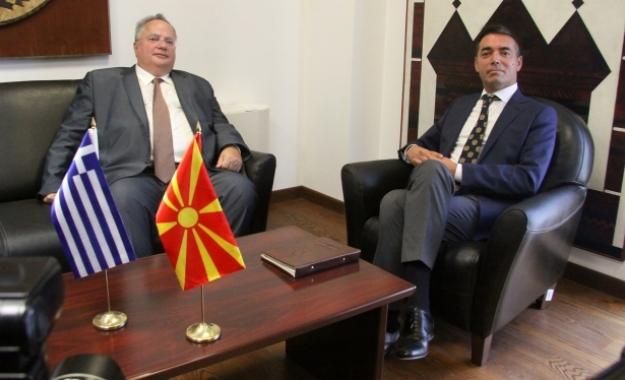Επίσκεψη Κοτζιά σε ΠΓΔΜ: Χωρίς «φως» για το θέμα της ονομασίας