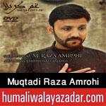http://www.humaliwalayazadar.com/2017/09/muqtadi-raza-amrohi-nohay-2018.html