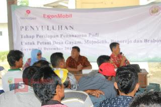 LPPM Unigoro Bersama EMCL Berikan Penyuluhan Ke Petani Di Empat Desa