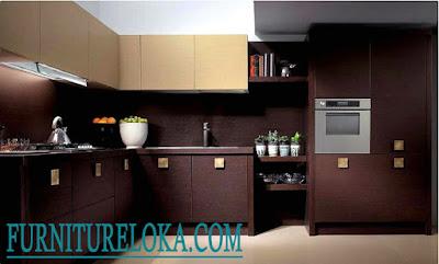 Tips Memilih Warna Kitchen Set