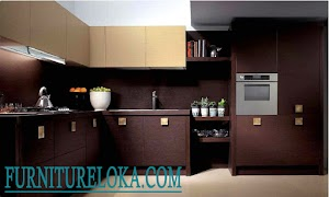 Tips Memilih Warna Kitchen Set