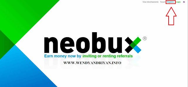 Cara Daftar Neobux 2018 Terbaru Terbukti Membayar