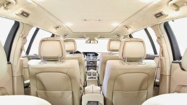 Mercedes-Benz E-класса BINZ
