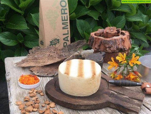 El queso palmero amplía su presencia en ferias