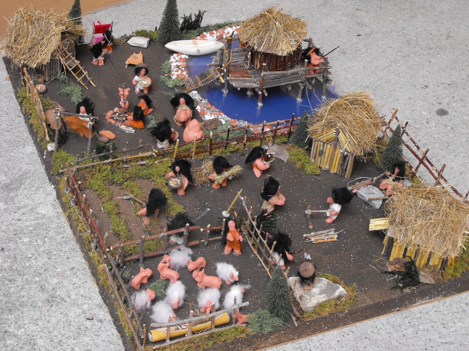 Robe di Robi Un villaggio Neolitico in miniatura
