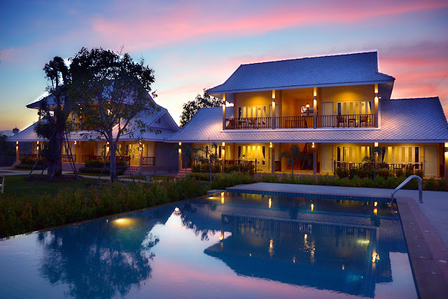 Scent of Sukhothai Resort in Sukhothai, North Thailand