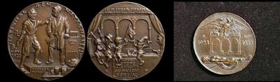 Hitler Putsch Medallion