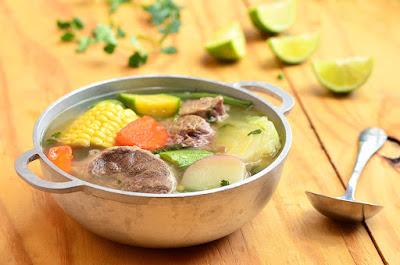Bone Broth Recipe Paleo: Mexican Soups