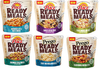 pack pace prego ready meals various flavors less free shipping amazon