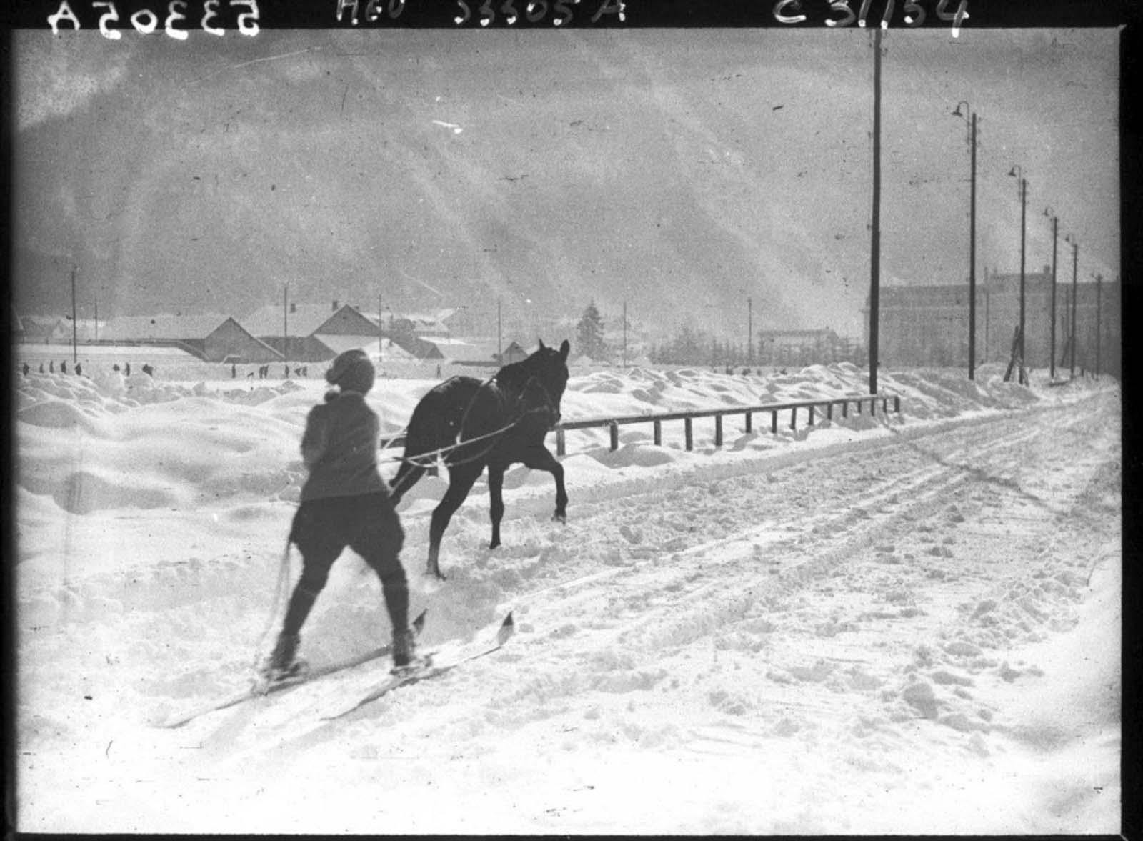 Norway, 1928.
