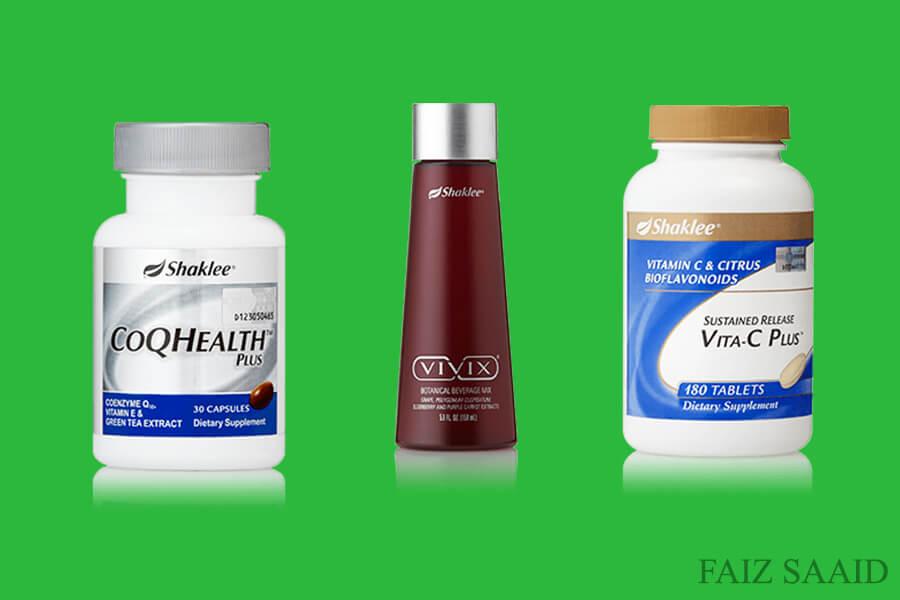 shaklee produk kesihatan malaysia