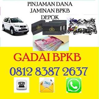 Gadai bpkb mobil di depok 081283872637