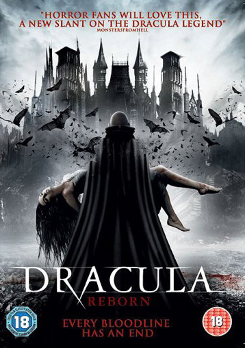 O Renascimento do Drácula Torrent – BluRay 720p e 1080p Dublado (2016)