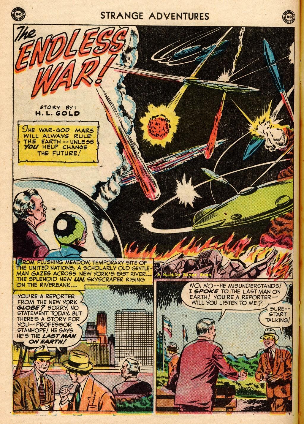 Strange Adventures (1950) issue 2 - Page 24