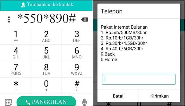 Kode-Kode Rahasia Paket Kuota Internet Super Murah Telkomsel Terbaru