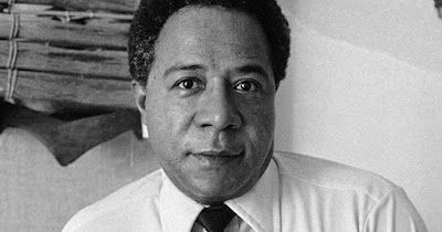 Alex Haley, author of Roots